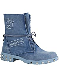 74663 00 Mid Calf Boots
