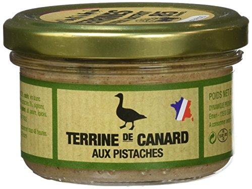 L'Epicerie Provençale Terrine Canard aux Pistaches - Lot de 3