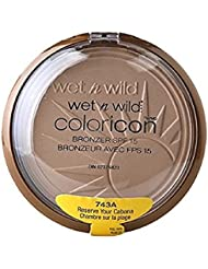 WET N WILD Color Icon Bronzer SPF 15 - Reserve Your Cabana