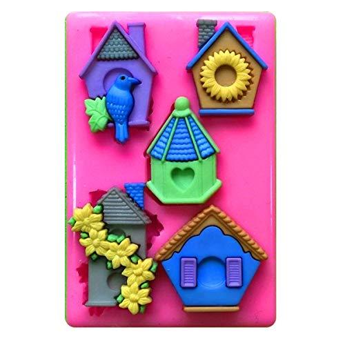 e Silikonform Form für Kuchen dekorieren KUCHEN, Cupcake Topper Zuckerguss Sugarcraft von Fairie, Blessings ()