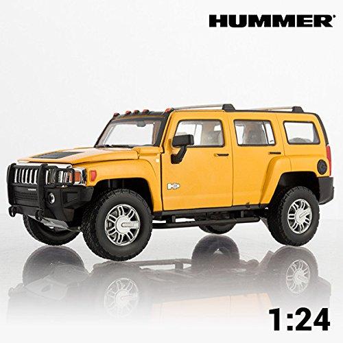 Macchina Suv Hummer H3 in Miniatura