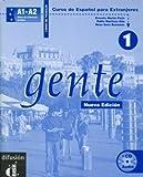 Gente. Libro de trabajo.: Gente 1 Nueva Edición. Libro de trabajo + CD (Ele - Texto Español)