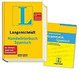 Langenscheidt Handwörterbücher / Langenscheidt Handwörterbücher: Spanisch-Deutsch /Deutsch-Spanisch. Wörterbuch mit Grammatik