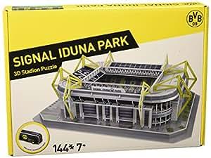Giochi Preziosi 70490041 – 3D Stadion-Puzzle Signal Iduna Dortmund