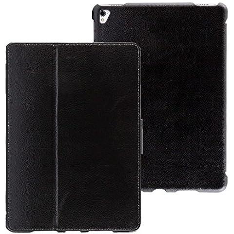 Funda Smart Cover FUTLEX de cuero auténtico para iPad Pro (9.7