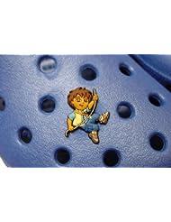 Crocs Diego swngng Go Ornament-Clog Unisex Kinder, Mehrfarbig, Einheitsgröße