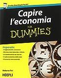 eBook Gratis da Scaricare Capire l economia For Dummies (PDF,EPUB,MOBI) Online Italiano