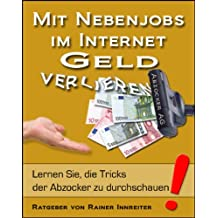 Mit Nebenjobs im Internet Geld verlieren