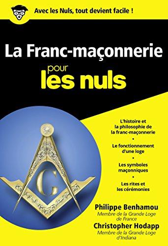 Franc-maçonnerie Poche pour les nuls par Christopher HODAPP
