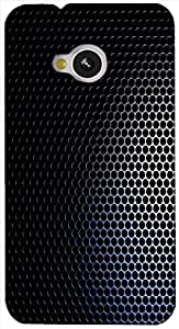 Timpax protective Armor Hard Bumper Back Case Cover. Multicolor printed on 3 Dimensional case with latest & finest graphic design art. Compatible with only HTC - M7. Design No :TDZ-20846