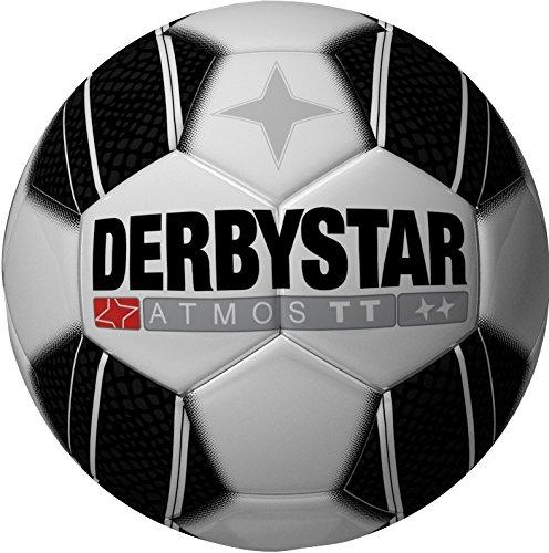 Derbystar Atmos TT 2016, 5, weiß schwarz, 1206500120 (Premium-jugend-hosen)