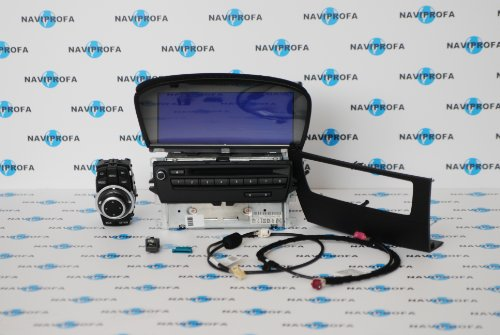 BMW e90 e91 e92 e93 3 series CIC Navigation professional HDD Upgrade  retrofit set fully coded and activated to car vin number