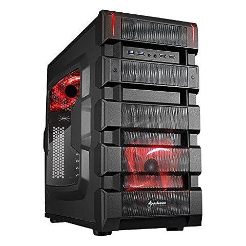 one GameStar-PC XL · Intel i5-7600k (4 x 4.20GHz) ·