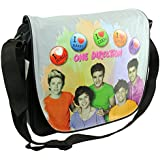 One Direction Official 1D Shoulder Tote Canvas Bag