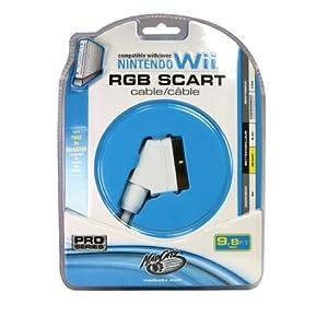 Wii – RGB Scart-Kabel (Mad Catz)