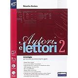 Autori e lettori. Quaderno-Letteratura. Con espansione online. Per la Scuola media: 2