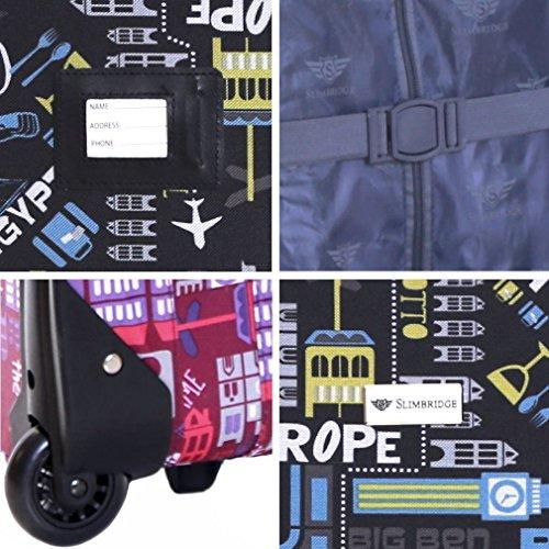 Slimbridge Cabin Bag / Hand Luggage, Super Lightweight