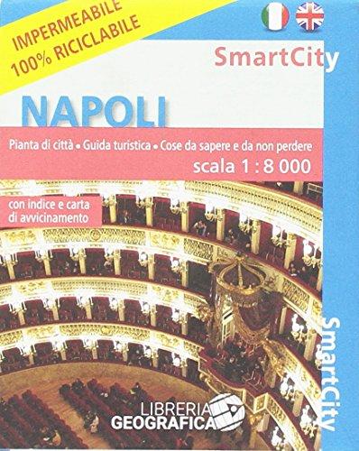 Napoli 1:8.000. Ediz. bilingue