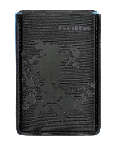 golla-apple-case-funda-negro-poliester-iphone-ipod-classic-ipod-touch-123-x-70-x-6-mm