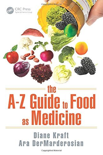 The A-Z Guide to Food as Medicine by Diane Kraft (2015-12-22)