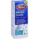 Abtei Allergie Schutz Nasen-gel-spray 20 ml