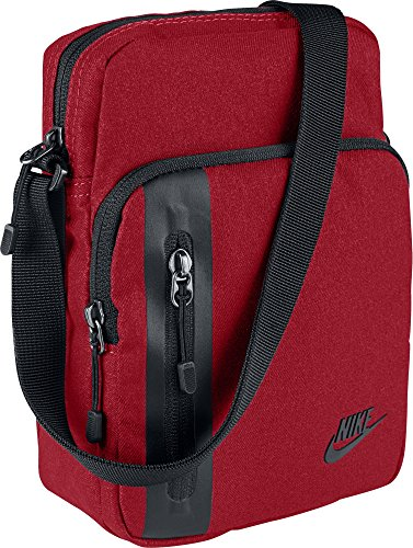 Nike NK TECH S Items Gym Bag, University red Black, MISC -