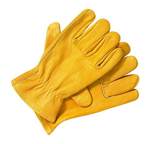 Dickies Herren Handschuhe Handschuhe Unlined Leather Gloves beige (Tan) X-Large
