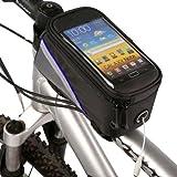 oenbopo Phone Fahrrad Halterung Universal verstellbar Mountain drehbar Motorrad Fahrrad Mount Fahrrad Lenker Halter Wiege Für iPhone 6S 655S 5C 44S Galaxy S6S5S4Note 321HTC LG GPS