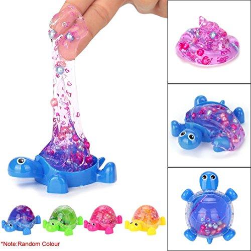 bescita novedad Crystal Jelly juguete suave Slime aromática Stress Relief juguete lodos juguetes, Multicolour A