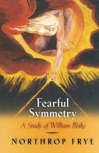 Fearful Symmetry: A Study of William Blake (Princeton Paperbacks)