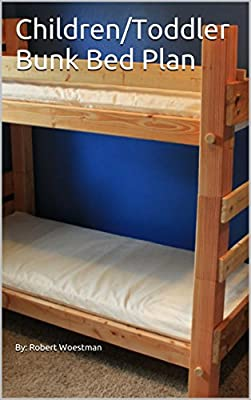 Children/Toddler Bunk Bed Plan - cheap UK Bunkbed shop.