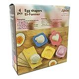 Lifetime Kochen 4 Egg lichtformer: Egg Formen: Homeking Backform Hase Bär, Formen: Herz): Shell