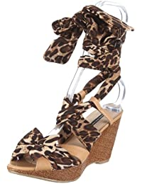 Belmondo 701036 701036 - Sandalias de vestir de cuero para mujer