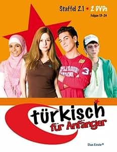Türkisch für Anfänger - Staffel 2.1 (Folgen 13-24) [2 DVDs]