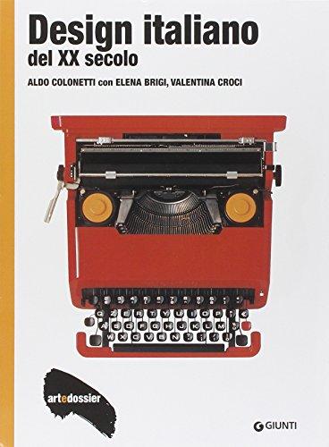 Design italiano del XX secolo. Ediz. illustrata - Amazon Libri