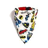 #1: That Dog In Tuxedo Batman Dog Bandana (M-L)