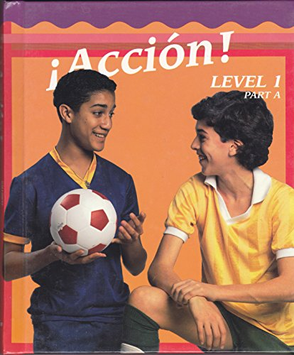 Student Edition: SE Accion Lv1 PTA por Gallowaw