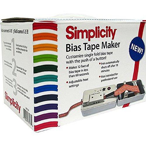 Simplicity Bias Tape Machine by