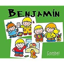 Benjamín (Libros y álbumes para pintar)