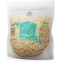 Energy Feelings Avena Ecológica Premium sin Gluten en Copos, XXL - 1 paquete de 1000