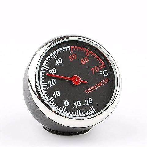La voiture réveil/Thermomètre Voiture/véhicule/de l'intérieur de formulaires électroniques montres/Annexe/hygromètre/montres à quartz/décorations de voiture que l'indicateur de température