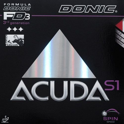 Donic acuda S1 Max Noir