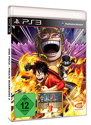One Piece Pirate Warriors 3 - [PlayStation 3] - Neue Log