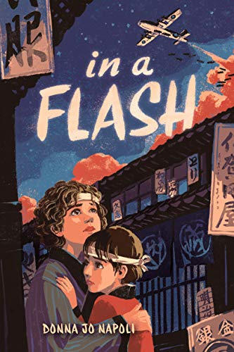 In a Flash (English Edition) eBook: Napoli, Donna Jo: Amazon.es ...