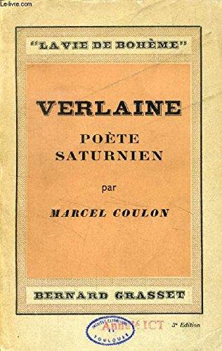 Verlaine poète saturnien