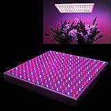 15W LED Pflanzenleuchte Wachstum Grow Licht Wuchs Pflanze lampe Gewächshaus (15W)