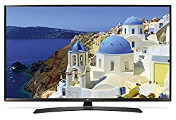 LG 65UJ634V 164 cm (65 Zoll) Fernseher (Ultra HD, Triple Tuner, Active HDR, Smart TV)
