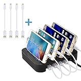 NEXGADGET abnehmbaren Multiport-USB-Universal-Ladestation...