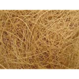 Mats Avenue Manually Extracted Natural Coir Fiber Nesting Material for Birds for Making Nest, Laying Eggs Breeding as Natural