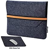 GIZGA essentials I1-HH7U-75O4 15.6-inch Laptop Sleeve (Slate Grey)